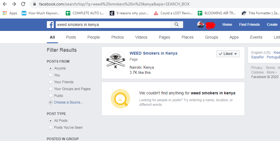 Buying Weed in Kenya